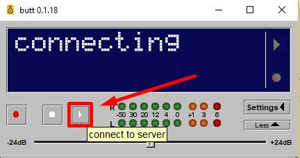 Conectar ao Server