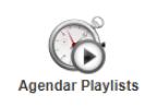 Agendamento de Playlists