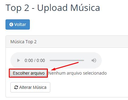 Escolher Musica